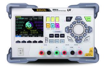 RIGOL DP831A Programmierbare DC Power-Supply, 3 Kanal, 160 W, 8V/5A    30V/2A, - 30V/2A
