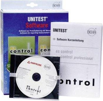 Beha-Amprobe 1214D Software ES Control professional 0701-0702/0113
