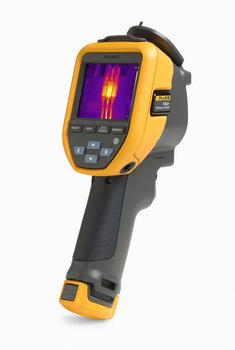 Fluke TiS20+ Wärmebildkamera, 9 Hz, Empfindlichkeit 0,060 °C, 9 Hz, Auflösung 120x90, Temperaturbereich -20 bis 150 °C, Fixfocus