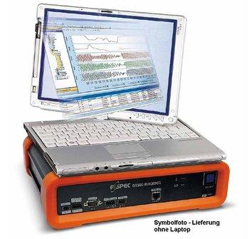 Elspec G3500 Black Box Leistungsanalysator mit Störschreiberfunktionalität und Fernbed., Demogerät im Abverkauf, inkl. Stromzangen