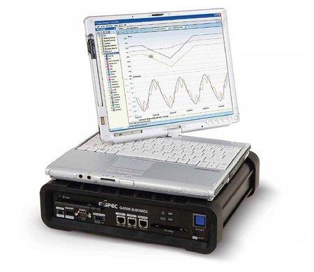 Elspec G4500 Black Box Leistungsanalysator mit Störschreiberfunktionalität und Fernbed. inkl.