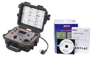 Beha-Amprobe GT-900 Kit Automatischer Gerätetester für Prüfungen nach DIN VDE 0701-0702 inkl. Software ES-Control