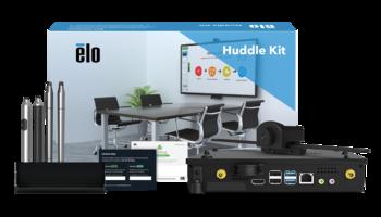 Elo Huddle Kit, für Elo 5553L / 6553 IDS Monitore, für kleine Besprechungsräume 4-6 Personen, 10 - 20 m²