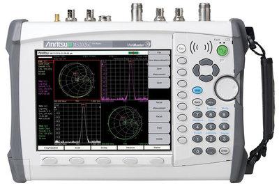 Anritsu VNA Master ? MS2026/MS2027/MS2028/MS2036/MS2037/MS2038C Handheld Vector Network Analyzer