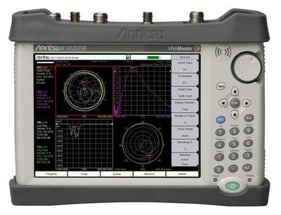 Anritsu VNA Master MS2035B , 500 kHz bis 6 GHz + Spectrum Analyzer 9kHz bis 6 GHz