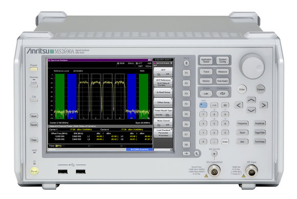 Anritsu MS269xA; Signal Analyzer, bis 6 / 13,5 / 26,5 GHz