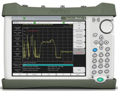 Anritsu Spectrum Master MS2712E; bis 4 GHz