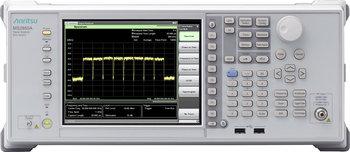 Anritsu MS2850A Signal Analyzer, Frequenzbereich 9 kHz bis 32 GHz / 44,5 GHz, Auflösebandbreite 1 GHz, für 5G Mobilfunkanlagen, Satellitenkommunikation, usw.