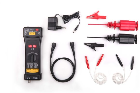 Rigol RP1050D Differenzspannungstastkopf 7000V