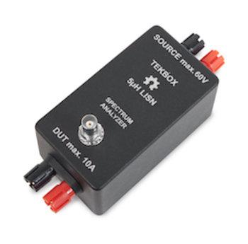Tekbox TBOH01, 5 µH Netznachbildung (LISN) für Gleichspannungs-Geräte bis 10 A