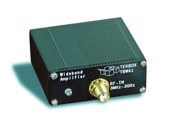 Tekbox TBWA2 20dB Breitband Verstärker für Nahfeldsonden, 1,5 - 6 GHz