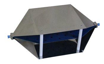 Tekbox TBTC2 TEM Zelle, für EMC Pre-Compliance Testing, 63,6x30x20,5 cm