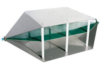 Tekbox TBTC3 TEM Zelle, für EMC Pre-Compliance Testing, 103,8x50x30,5 cm