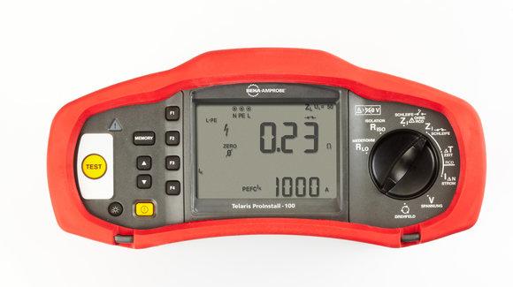 Beha-Amprobe ProInstall-100-D Kombiniertes Installationsmessgerät
