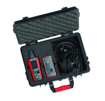 Beha-Amprobe ULD-420-EUR, Ultraschall-Leckdetektor mit Transmitter, für Druckluft