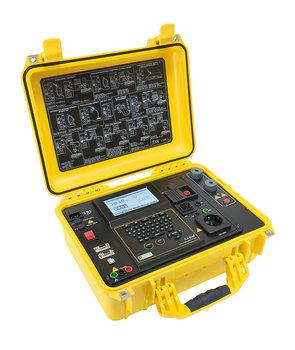 Chauvin Arnoux C.A6155 Tester für Geräte, Maschinen und Niederspannungs-Schaltanlagen
