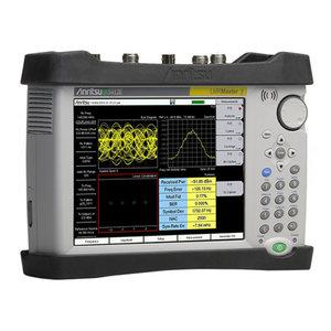 Anritsu S412E LMR Master, Land Mobile Radio Modulation Analyzer, 500 kHz - 1.6 GHz, optional bis 6 GHz